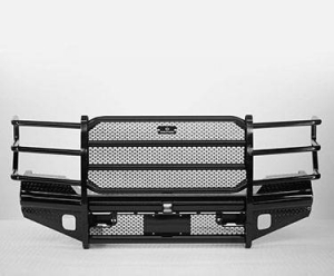 Ranch Hand Front Bumpers - Ranch Hand Legend Front Bumper - Ranch Hand - Ranch Hand Legend Front Bumper  w/Camera Cutout  2017+  F250/F350  (FBF171BLRC)