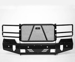 Ranch Hand Front Bumpers - Ranch Hand Summit Front Bumper - Ranch Hand - Ranch Hand Summit Front Bumper   2015-2019  Sierra HD (FSG151BL1)