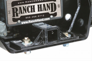 Misc. - Ranch Hand Misc. Exterior - Ranch Hand - Ranch Hand Trailer Hitch (RHU001BLB)