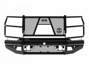 Ranch Hand Front Bumpers - Ranch Hand Legend Front Bumper - Ranch Hand - Ranch Hand  Legend Front Bumper w/Camera Cutout  2020+ Silverado  HD (FBC201BLRC)