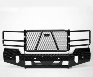 Ranch Hand Front Bumpers - Ranch Hand Summit Front Bumper - Ranch Hand - Ranch Hand Summit Front Bumper  2020+ Silverado HD  (FSC201BL1)