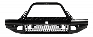Ranch Hand Front Bumpers - Ranch Hand Legend Bullnose Front Bumper - Ranch Hand - Ranch Hand Legend Bullnose Front Bumper - 2020+ Silverado HD  (BTC201BLR)