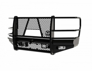 Ranch Hand Front Bumpers - Ranch Hand Legend Front Bumper - Ranch Hand - Ranch Hand Legend Front Bumper w/ Camera Cutout  2017+  F250/F350  (FBF201BLRC)