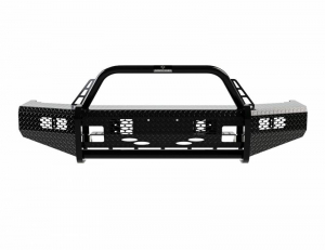 Ranch Hand Front Bumpers - RanchHand Summit Bullnose Front Bumper - Ranch Hand - Ranch Hand Summit Bullnose Front Bumper  - 2017+ Super Duty  (BSF201BL1)