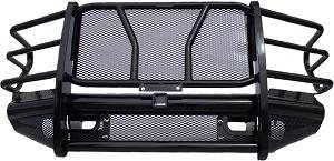 Front - Roughneck Front Bumpers - Roughneck - Roughneck    Front Bumper   w/  Receiver Tube   2003-2007Classic Silverado HD (BFERC03HDR)