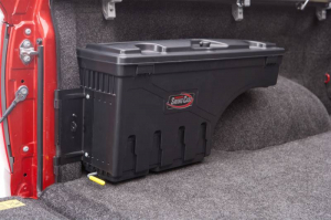 Tool Boxes - Undercover Misc. Utility - Undercover - Undercover Swing Case Driver Side 2007-2019 Silverado/Sierra 1500-3500 (SC100D)
