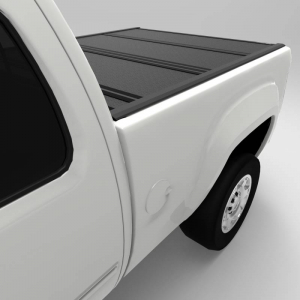 Bed Covers - Undercover Hard Folding Bed Covers - Undercover - Undercover Flex  1999-2006 Silverado/Sierra  1500-2500 6.5' Bed (FX11013)