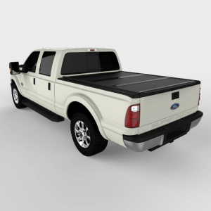 Bed Covers - Undercover Hard Folding Bed Covers - Undercover - Undercover Flex  1999-2007  F250/F350  6.8' Bed  (FX21012)