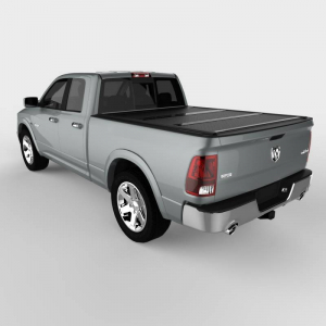 Bed Covers - Undercover Hard Folding Bed Covers - Undercover - Undercover Flex  2002-2020 Ram 1500-3500  6.4' Bed  (FX31004)