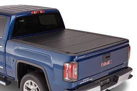 Bed Covers - Undercover Hard Folding Bed Covers - Undercover - UnderCover Flex 2019+ GMC Sierra 1500 5.8'  Bed (FX11022)