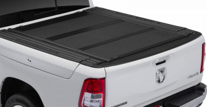 Bed Covers - Undercover Hard Folding Bed Covers - Undercover - Undercover  Ultra Flex  2019+  Ram 1500 (RAMBOX)  Crew Cab  5.7' Bed  (UX32011)