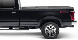 Bed Covers - Undercover Hard Folding Bed Covers - Undercover - Undercover  Flex  2015+  F-150  8' Bed  (FX21024)