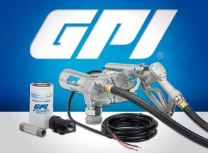 Tanks / Pumps - Pumps - GPI - GPI EZ-8-METHANOL Fuel Transfer Pump, 8 GPM, 12-VDC, methanol, spin collar, 15-foot power cord (137700-01)