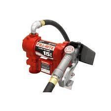 Tanks / Pumps - Pumps - FillRite - FillRite  15 GPM, 12V DC Pump w/ Automatic Nozzle  (FR1210GA)