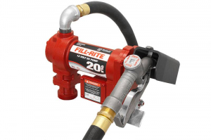 Tanks / Pumps - Pumps - FillRite - FillRite    12V DC, 20 GPM    High Flow Pump  (FR4210G)