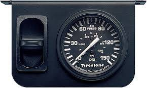 Firestone Ride-Rite - Firestone Ride-Rite  Firestone 2191 single electric air adjustable leveling control panel     (2191)