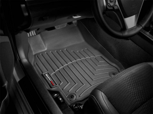 Interior Accessories - Weathertech Floor Mats - Weathertech - WeatherTech Front FloorLiner DigitalFit Black (44024 1)
