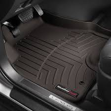 Interior Accessories - Weathertech Floor Mats - Weathertech - WeatherTech  Front  FloorLiner  DigitalFit  Cocoa  (477511)