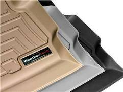 Interior Accessories - Weathertech Floor Mats - Weathertech - WeatherTech Front FloorLiner DigitalFit Black (4414361)
