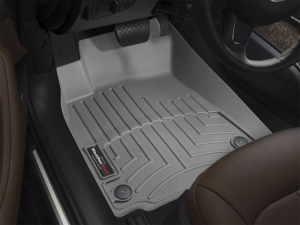 Interior Accessories - Weathertech Floor Mats - Weathertech - WeatherTech Front FloorLiner DigitalFit  Grey (463711)
