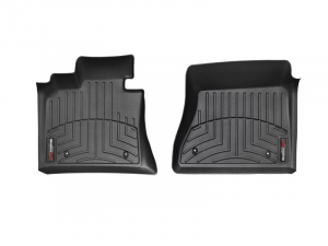 Interior Accessories - Weathertech Floor Mats - Weathertech - WeatherTech Front FloorLiner DigitalFit Black (444081)