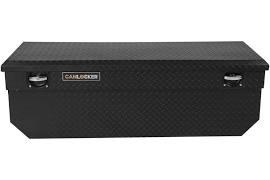 "Tool Boxes - CamLocker Tool Boxes - Cam-Locker - Cam-Locker   53"" Chest  Box  Matte Black  (TB _RV53_MB)"