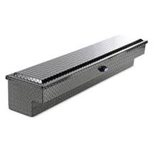 "Tool Boxes - CamLocker Tool Boxes - Cam-Locker - Cam-Locker   60"" Side Mount  Box  Matte Black  (TB _SMB60_MB)"
