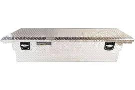 "Tool Boxes - CamLocker Tool Boxes - Cam-Locker - Cam-Locker   71"" Crossover  Box  Deep   Low Profile  Bright   (TB _KS71LP)"