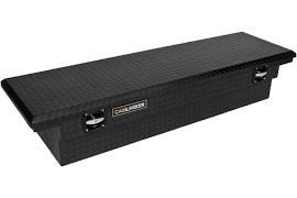 "Tool Boxes - CamLocker Tool Boxes - Cam-Locker - Cam-Locker   71"" Crossover  Box  Deep   Low Profile  Matte Black   (TB _KS71LP_MB)"