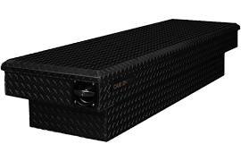 "Tool Boxes - CamLocker Tool Boxes - Cam-Locker - Cam-Locker   71"" Crossover  Box Deep   Matte Black   (TB _KS71_MB)"