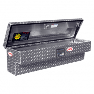 "RKI - RKI   43""   Aluminum  Side  Box  Black  (43SAB)"