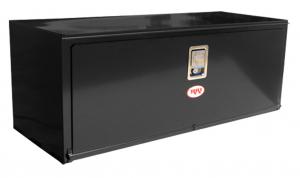 Tool Boxes - RKI Tool Boxes - RKI - RKI    Steel   Underbody Box   48x18x18   Black  (H481818)