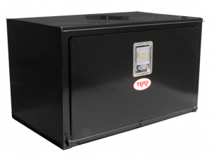 Tool Boxes - RKI Tool Boxes - RKI - RKI    Steel   Underbody Box   36x18x18   Black   (H361818)