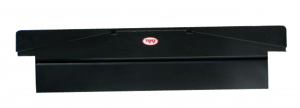 RKI - RKI    Steel   Cross Box   Double Lid   Black    (ST63B)