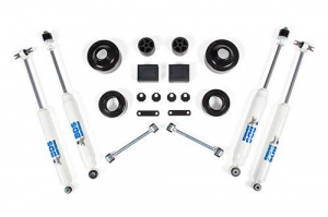 "Suspension - BDS - BDS - BDS  2"" level kit  2007-2011 JEEP JK  2DR   (1401H)"