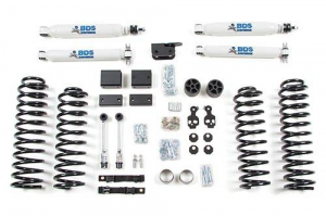 "Suspension - BDS - BDS - BDS  3"" LIFT KIT  2012-2018  JEEP JK  4DR  (1403H)"