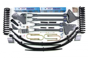 "BDS - BDS  6""  4-LINK LIFT KIT  2005-2007  F250 / F350  4WD  (351H)"