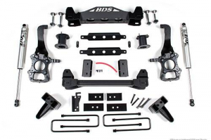 "BDS - BDS  6"" LIFT KIT  2015-2020  F150  2WD   (1522H)"