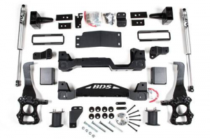 "BDS - BDS  6"" LIFT KIT  2015-2020  F150  4WD   (1532H)"