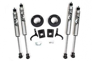 "Suspension - BDS - BDS - BDS  2"" LEVEL KIT  2014-2018 RAM 2500  W/ REAR AIR RIDE  4WD  (1635H)"