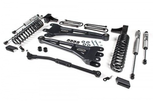 "Suspension - BDS - BDS - BDS   2.5"" RADIUS ARM LIFT KIT  2017-2019  F250 / F350  DIESEL  (1543H)"