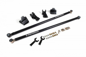 Suspension - Recoil Traction Bars - BDS - BDS RECOIL Traction Bar System w/ Mount Kit 2007-2021 Chevy/GMC 1500 2WD/4WD (121409) & (123409)