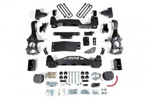 "BDS - BDS 4"" LIFT KIT 2014  F150 RAPTOR 4WD (1508H)"