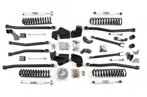 "BDS - BDS  4"" LONG ARM KIT  2007-2018 JEEP JK  2DR  (1419H)"