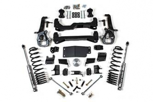 """BDS - BDS  4"""" Lift Kit  2020+  Ram 1500 w/out Air Ride  (1663H) - Image 1"""