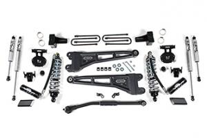 "BDS - BDS  2.5"" Radius Arm Coilover Kit  w/ FOX Shocks  2020+  F250/F350  (Diesel)  (1549F)"