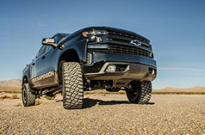 "BDS - BDS  6"" Coilover Lift Kit  W/ FOX Shocks  2019+ Silverado/Sierra 1500  (Snap Ring Coil Over)  (746FSR) - Image 2"