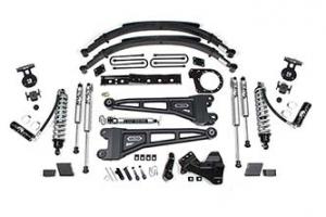 "BDS - BDS  6"" Radius Arm Coilover Kit  w/ FOX Shocks   2020+  F250/F350 w/ Rear Block   (1561F) - Image 2"