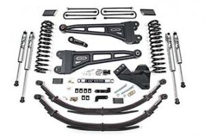 "BDS - BDS  4"" Radius Arm Lift Kit   2020+  F250/F350   4WD  (1551H) - Image 2"