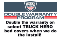Truck Hero Double Warranty